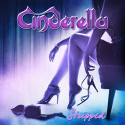 Cinderella Live Album Being Re-Released As 'Stripped'