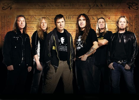 Iron Maiden Cancel Plans To Quit