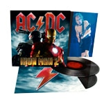 AC/DC's 'Iron Man 2' Double LP