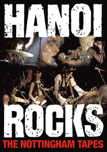 Hanoi Rocks The Nottingham Tapes