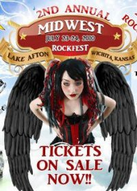 Twisted Sister, Winger And Kix Added To Midwest Rockfest 2010