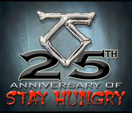 Twisted Sister To Issue 25th Anniversary Edition Of 'Stay Hungry'
