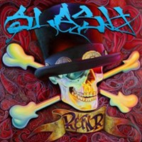 Slash's Self-Titled Solo Album Now Streaming Online