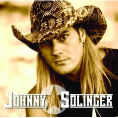 Johnny Solinger solo CD