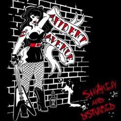Axident Avenue Release Debut CD Shaken And Disturbed