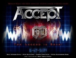 Accept Sign Long Term Deal With Nuclear Blast Records