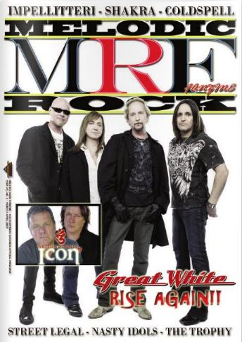 New Issue Of Melodic Rock Fanzine Available Free Online