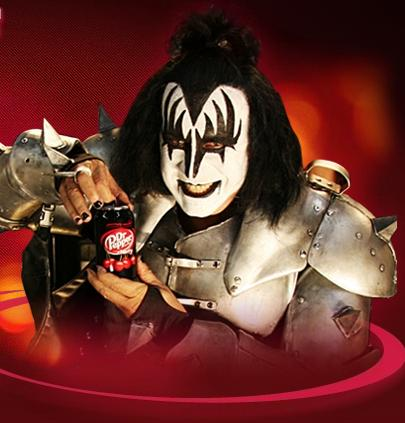 Kiss Yourself With Dr Pepper Cherry