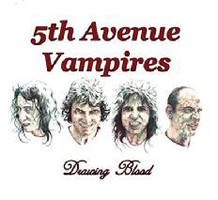 5th Avenue Vampires Set To Release Drawing Blood On April 20