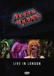 April Wine - Live In London 1981 DVD