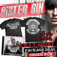 Sister Sin's 'True Sound Of The Underground' Available For Pre-Order