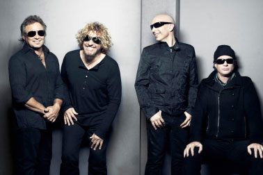 Van Hagar Supergroup Chickenfoot Tour Sells Out