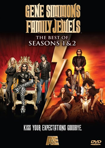 Gene Simmons Family Jewels: The Best Of Seasons 1 & 2 DVD