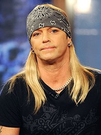 Bret Michaels Rushed To ICU With Brain Hemorrhage