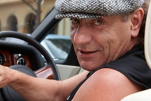 AC/DC's Brian Johnson To Write Songs For Indie Pic 'Doonby'