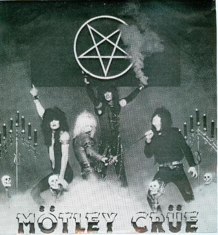 Rare Motley Crue Unleashed and Unreleased EP For Sale