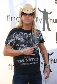 Bret Michaels Starting To Walk Again