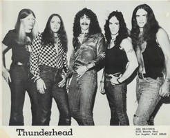 Thunderhead Reunite To Promote Johnny Winter Produced CD