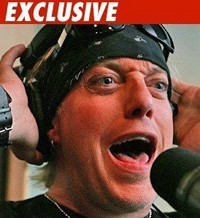 Warrant's Jani Lane Busted For DUI