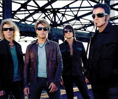 Bon Jovi To Release Live Acoustic Performance of Saturday Night