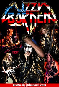 Lizzy Borden Announce Japan And European Headline Shows