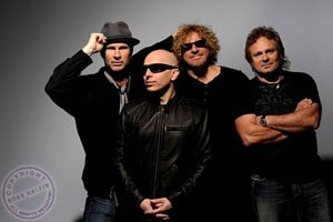 Chickenfoot Steps Toward Second Album