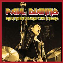 Paul Di'anno Iron Maiden Days