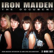 Iron Maiden The Document