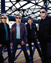 Bon Jovi Appeal For Bands To Open London Shows