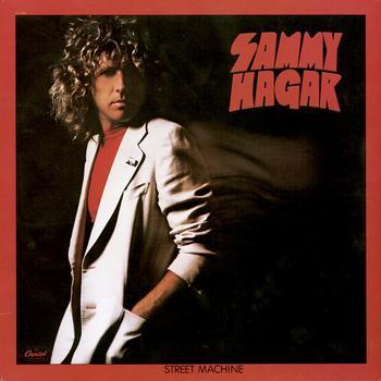 Sammy Hagar Street Machine Re-Issue