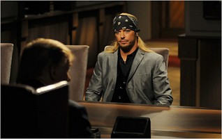 Bret Michaels Wins Celebrity Apprentice After Illness
