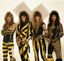 Stryper To Host Holy Land Tour For Fans In 2011