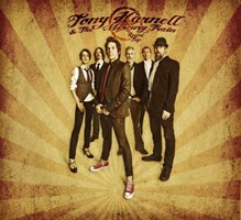Tony Harnell & The Mercury Train Take A 'Round Trip' In July