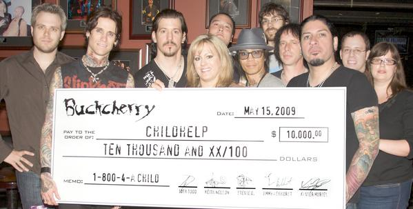 Buckcherry Turns Song Into Awareness Campaign