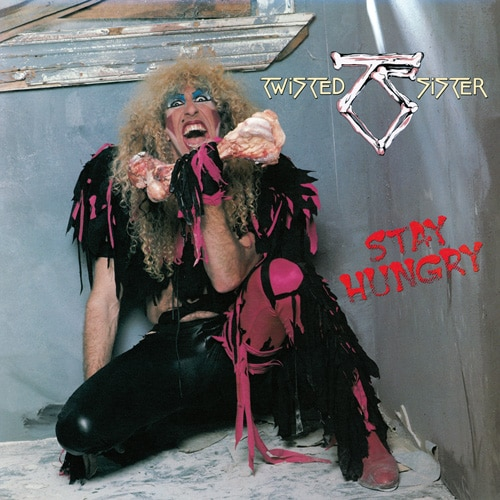 Twisted Sister Reissues One Of PMRC's Filthy 15: Stay Hungry