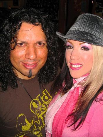 Stryper Guitarist Weds Hookers For Jesus Founder