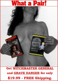 Phil Lewis Of L.A Guns' Movie 'Witchmaster General' Being Re-Released
