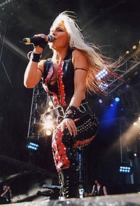 Doro Pesch Signs With Nuclear Blast