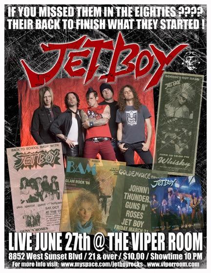 Jetboy Live