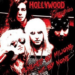 Hollywood Groupies Debut Album Is Now Available