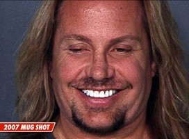 Vince Neil Escaped DUI Conviction in 2007