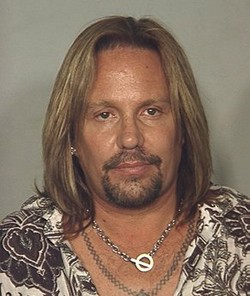 Vince Neil Arrested On DUI Charge In Las Vegas, Mugshot Online