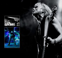 Def Leppard Releases 'Standard Shots From The Sparkle Tour' Book