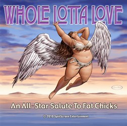 Fat Chick Tribute Album Cover Art Revealed
