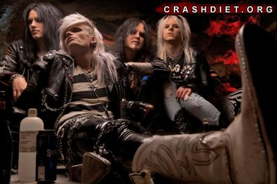 Crashdiet Announces New Vocalist