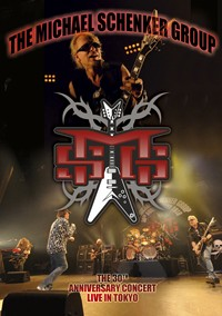 Michael Schenker Group Announces 30th Anniversary Tour Dates