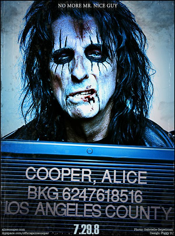 Alice Cooper's Along Came A Spider Streaming Online