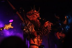 GWAR Return With 'Bloody Pit Of Horror'