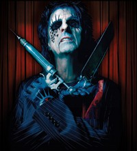 Alice Cooper 'Theatre Of Death' DVD Coming September 28th