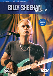Billy Sheehan Bass Day '97 DVD